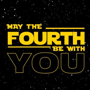Star Wars - May The 4th