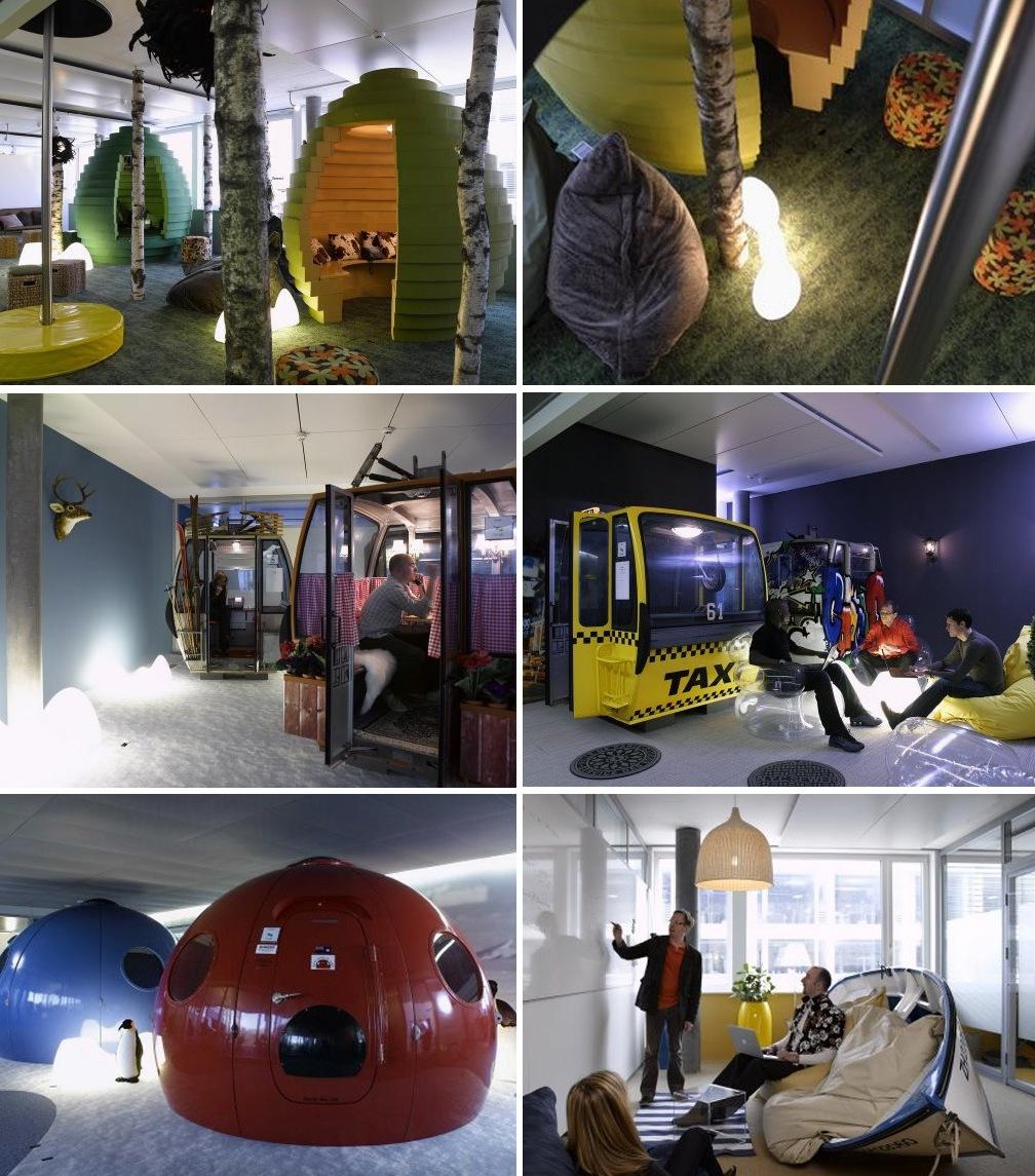 Oficinas de Google en Zurich