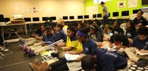 Technology Class TEAM Academy