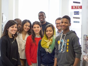 KIPP through college staff