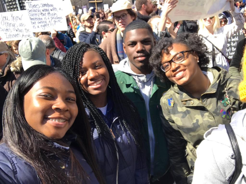 KIPP NJ students at March for Our Lives