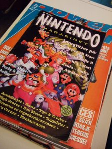 Nintendo Magasinet + Power Play