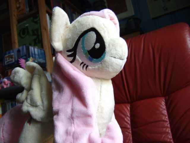 Fluttershy Plushie #2
