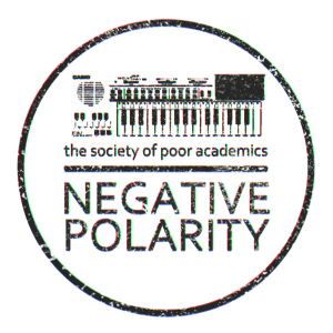 Negative Polarity 14 December 2012