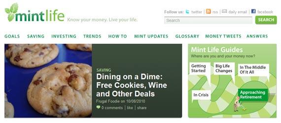 mint life blog