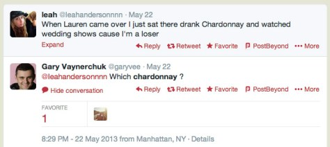 tweet gary vaynerchuk