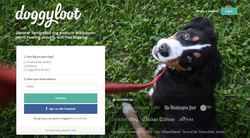 DoggyLoot divide il suo pubblico in fasce, e con l'analisi dei dati riesce ad aumentare l'engagement, l'interazione, con i suoi clienti