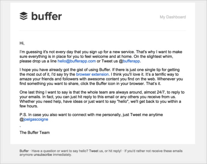 buffer-welcome-email