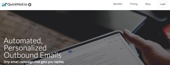 quickmail-io-homepage-screenshot