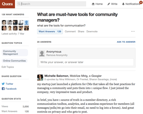 quora-community-managers-question