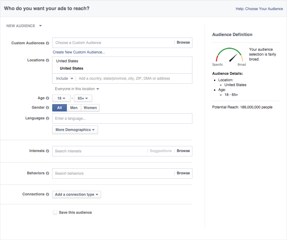 facebook-ads-manager-beginning-interface