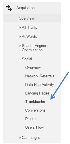 trackbacks-google-analytics-navigation
