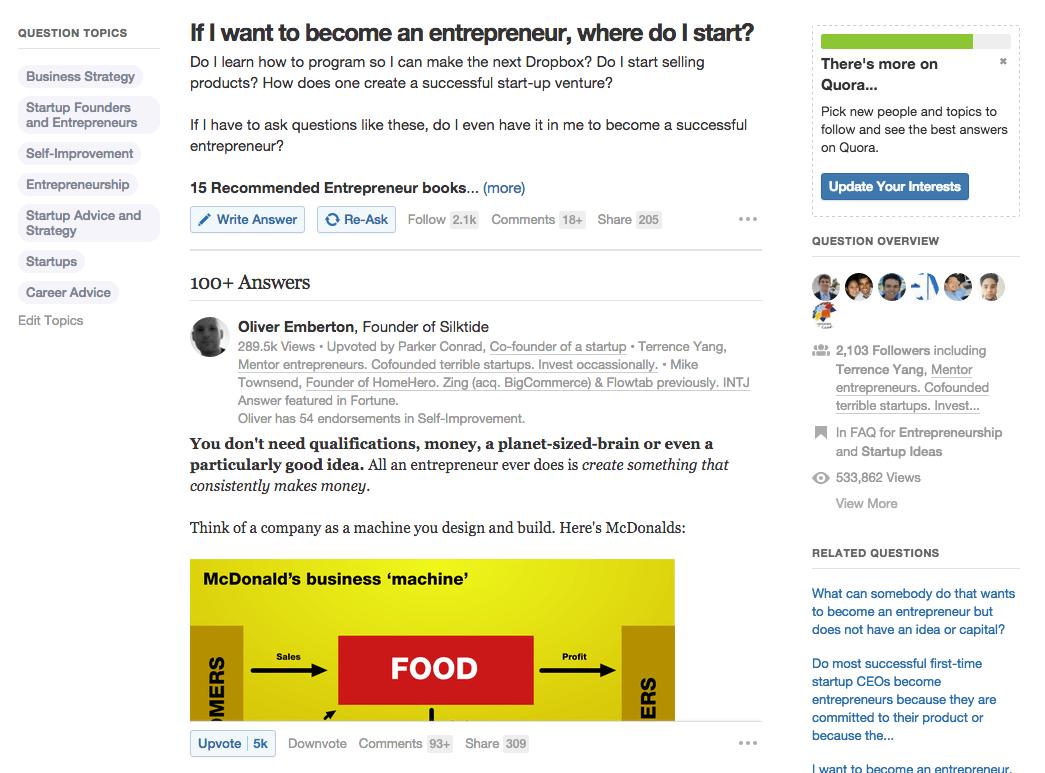 entrepreneurship-quora-question