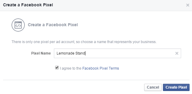 facebook-pixel-naming