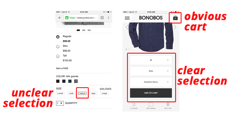 mobile-product-page-comparison