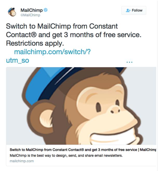 mailchimp-3-months-free-twitter-ad