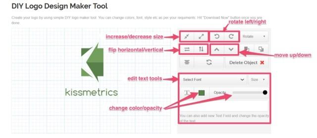 diy logo design maker tool