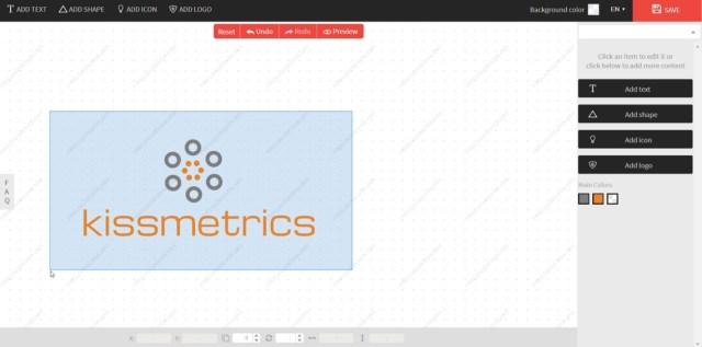 free kissmetrics highlighted logo