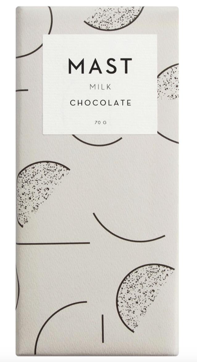 mast milk chocolate