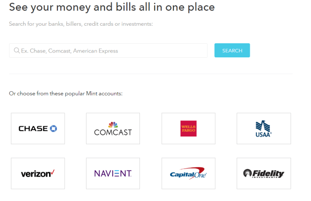 see your money in one place mint.com