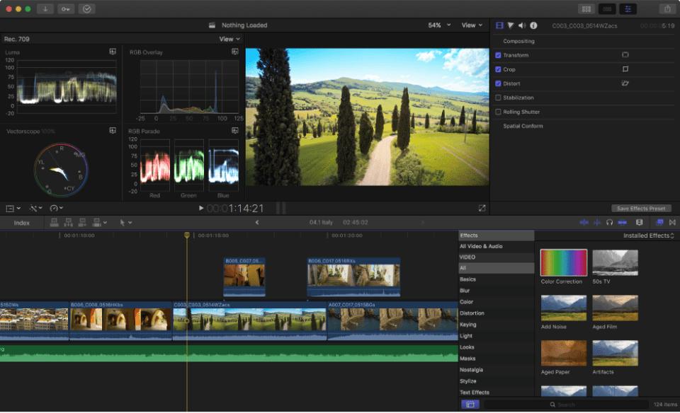 Apple Final Cut Pro X - Kitcast Blog