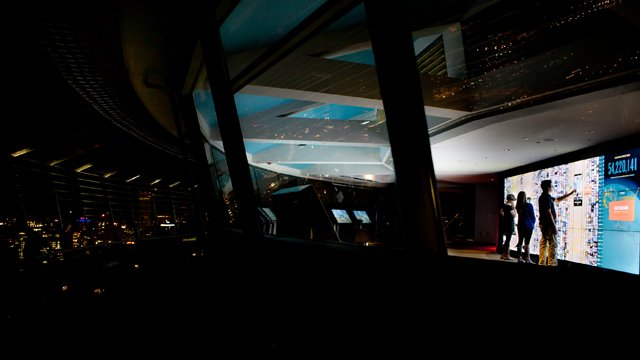 Digital signage for an exhibition: Space Needle in Seattle - Kitcast Blog