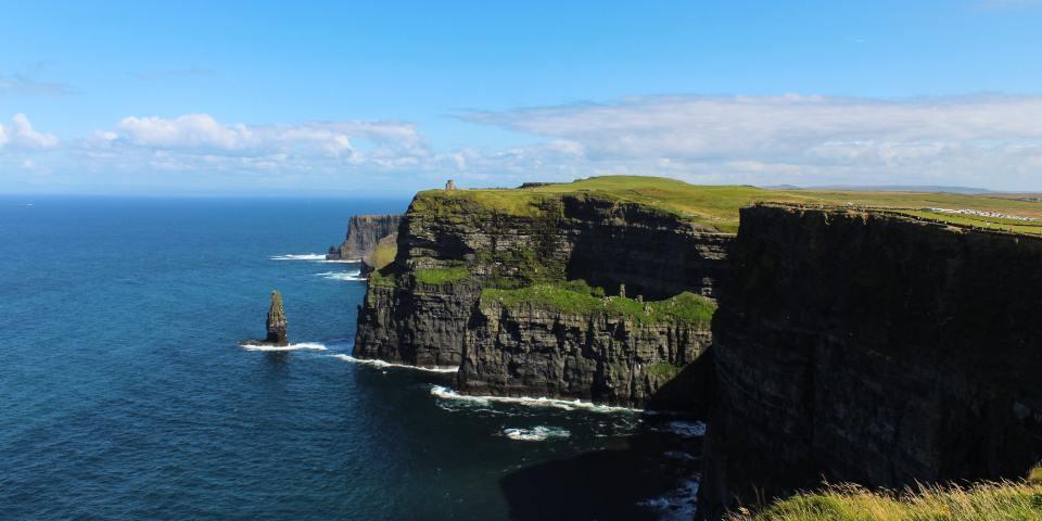 Just Enjoy the Irish Natural Aerial Views - Kitcast Blog