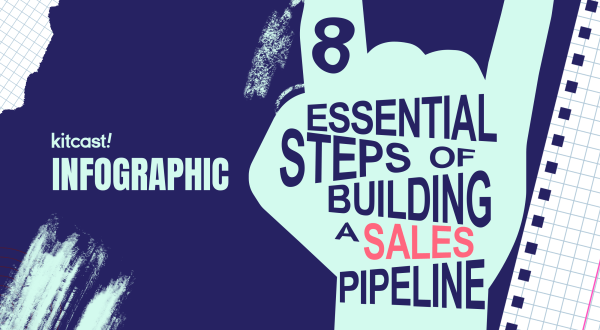 8 Essential Steps of Building a Successful Sales Pipeline - Kitcast Blog