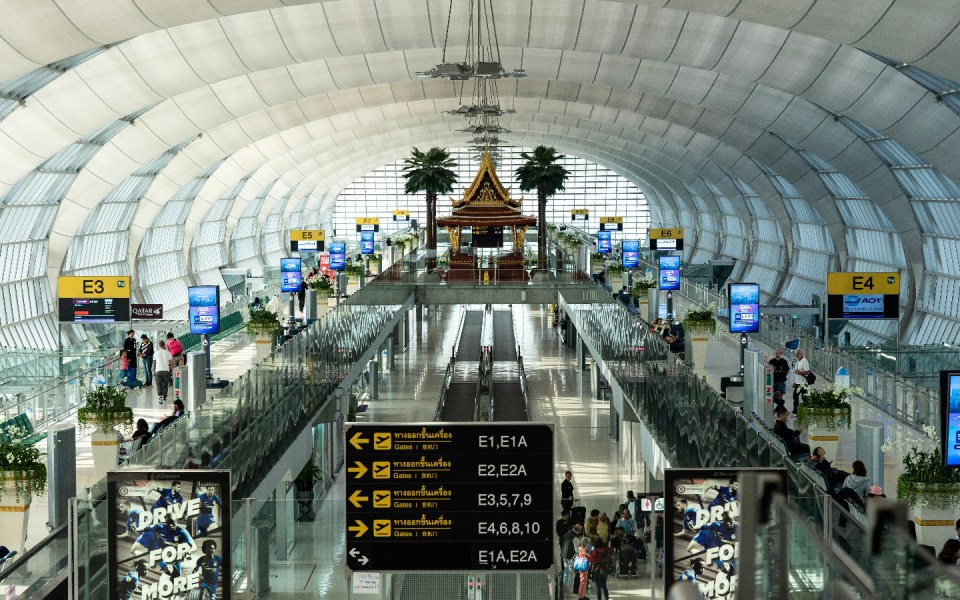 Improving Airport Terminals With Visual Tech Photo Improving Airport Terminals With Visual Tech - 1