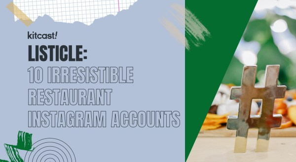 10 irresistible restaurant Instagram accounts to inspire 10 Irresistible Restaurant Instagram Accounts to Inspire Yours - 1