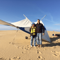Hangin' With Kitty Hawk Kites