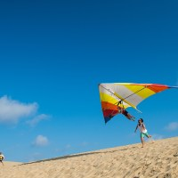 Earning Your Hang 1 at Kitty Hawk Kites
