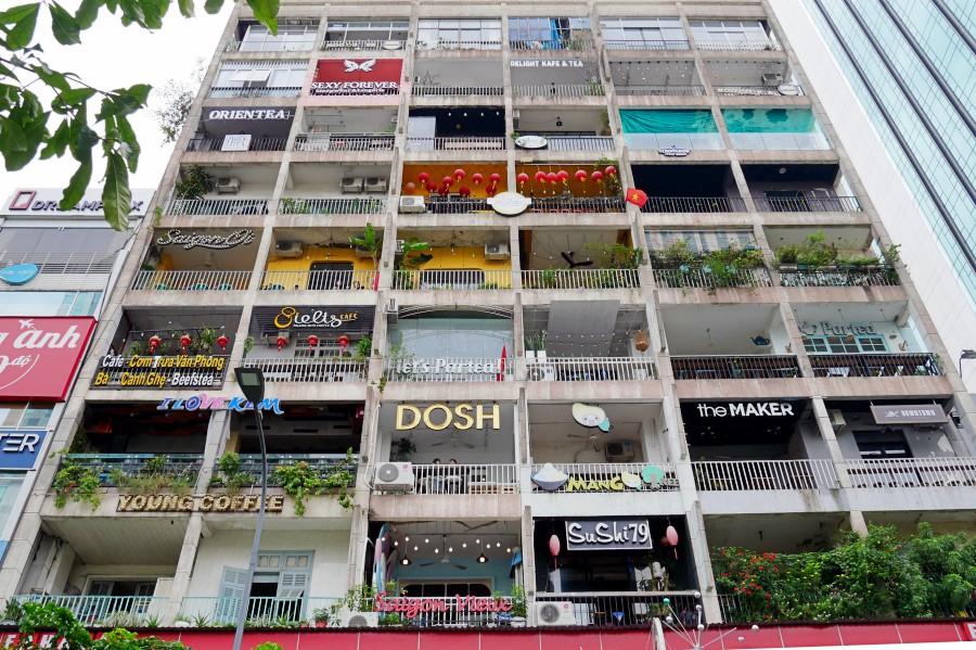 越南胡志明市景點-咖啡公寓