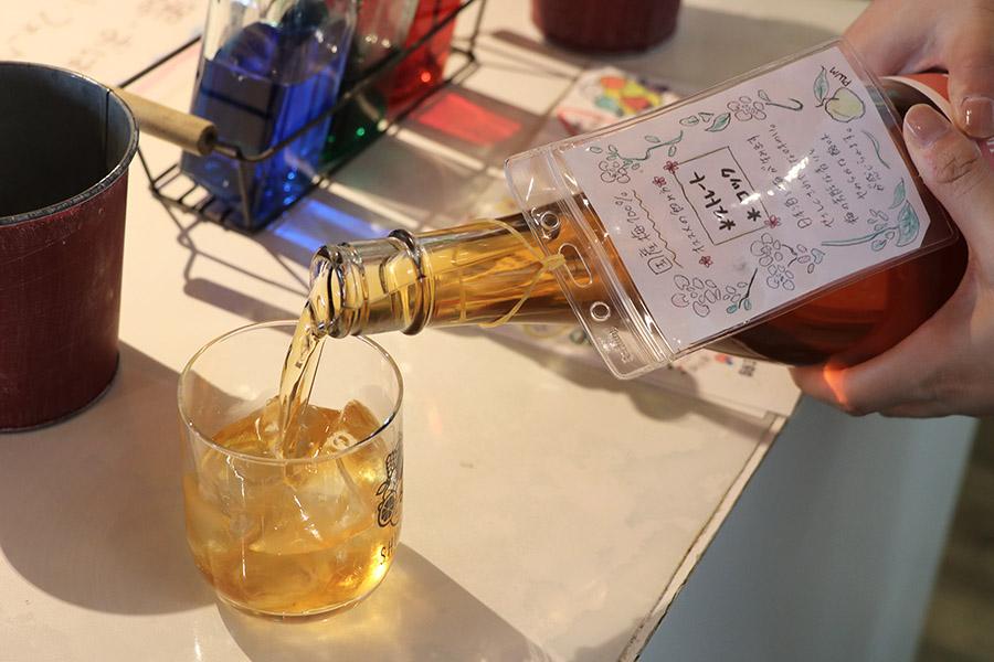 東京酒吧推薦:SHUGAR MARKET水果酒吧