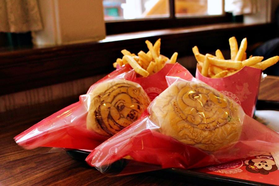 六福村/餐廳推薦/美式餐廳漢堡店