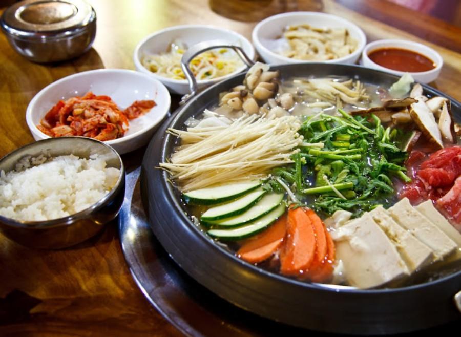 Korea Food Korean Hotpot Ashutterstock 121764547