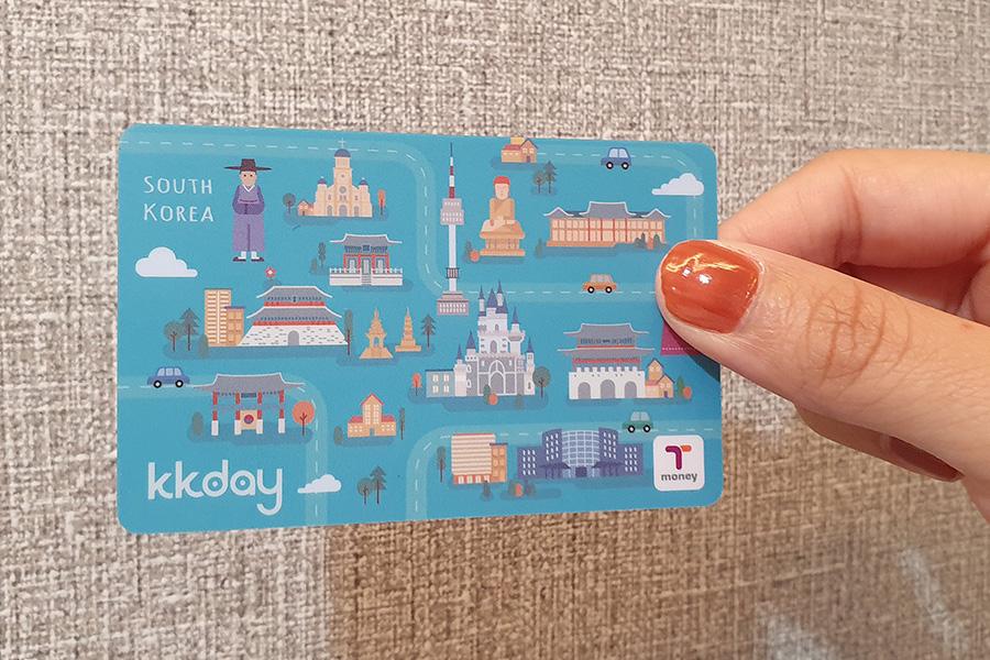 首爾交通卡 Tmoney
