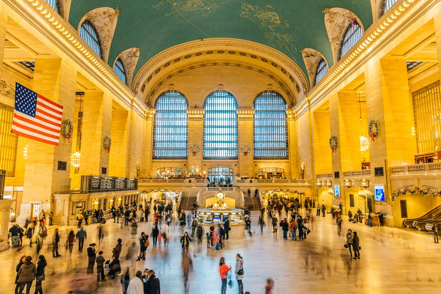 US New York Grand Central Terminal AShutterstock 539576491