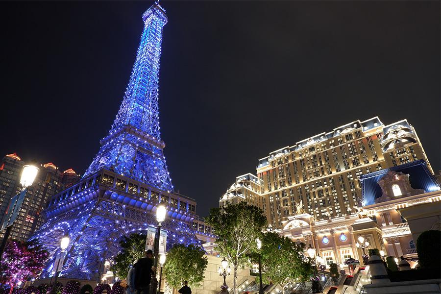 澳門推薦餐廳 巴黎人酒店
