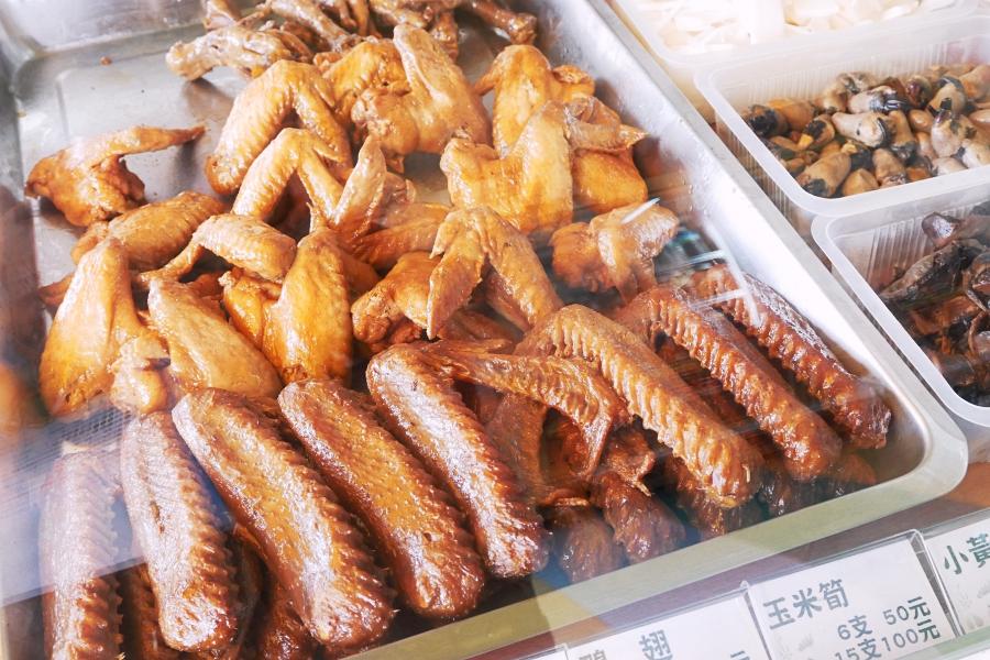 雲林劍湖山世界美食滷味/台灣遊樂園
