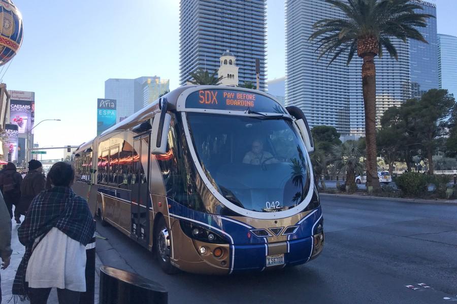 拉斯維加斯 公車