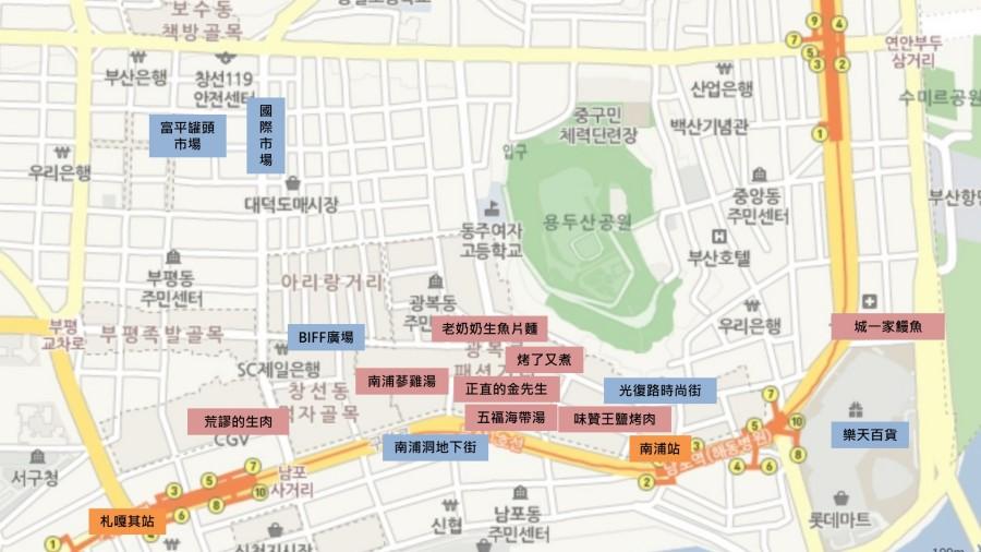 batch 逛街地圖