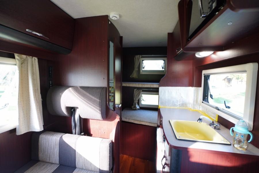 campervan internal