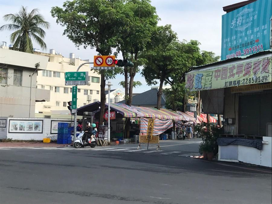batch 06堡街入口