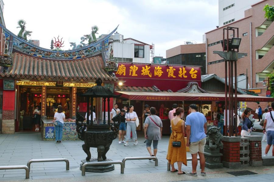大稻埕 台北霞海城隍廟