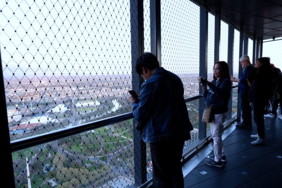 尤里卡大樓觀景台 尤利卡大樓 Eureka Skydeck