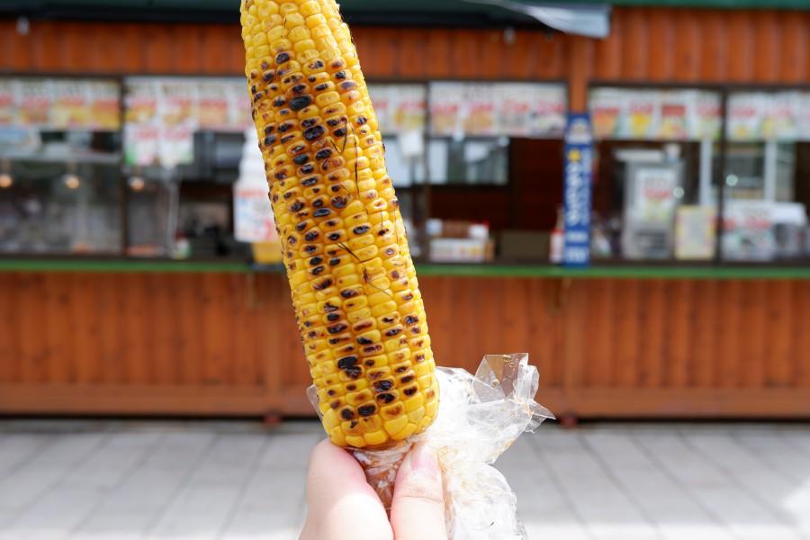 北海道自由行 札榥大通公園美食