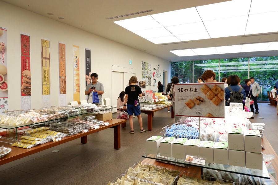北海道美食 六花亭下午茶