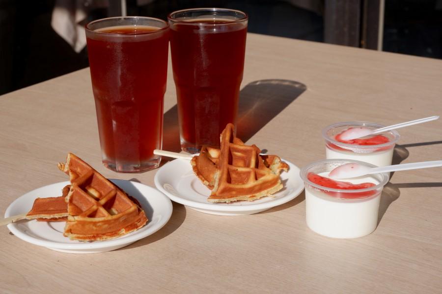 埔心牧場 豪華露營 下午茶