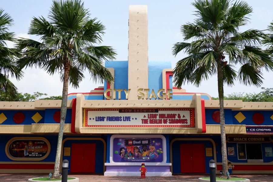 馬來西亞樂高樂園 Lego City Stage